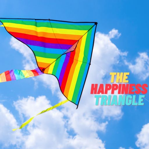 Cover art for podcast The Happiness Triangle Series