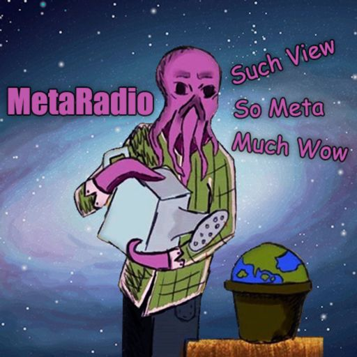 Cover art for podcast MetaRadio