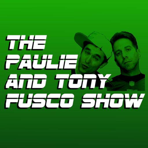 Cover art for podcast The Paulie and Tony Fusco Show