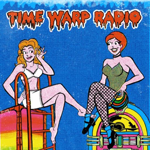 Cover art for podcast Time Warp Radio Presents: The Rocky Horror Picture Show Movie-by-Minute Podcast