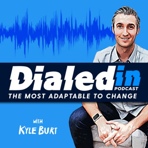 Cover art for podcast Dialedin: The Most Adaptable to Change