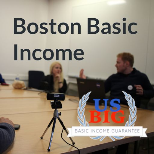 Cover art for podcast Boston Basic Income