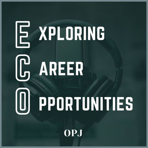 Cover art for podcast Exploring Career Opportunities