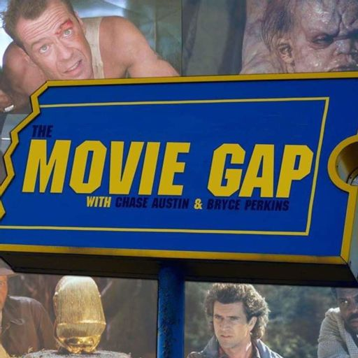 Cover art for podcast The Movie Gap