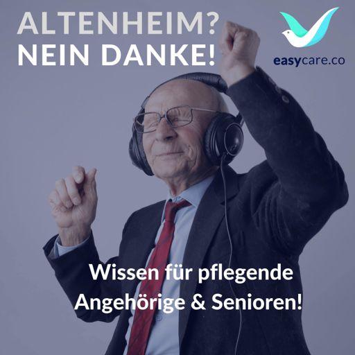 Cover art for podcast Altenheim? Nein Danke! - Der Podcast für pflegende Angehörige & Senioren.