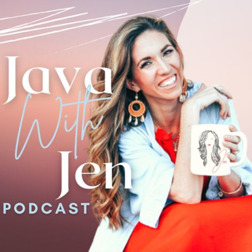 Cover art for podcast Java with Jen