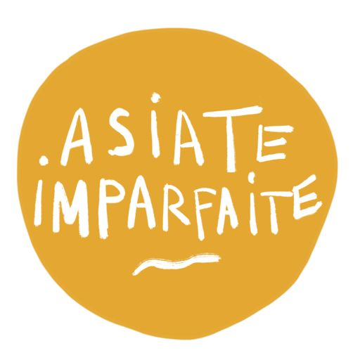 Cover art for podcast Asiate Imparfaite // Imperfect Asian