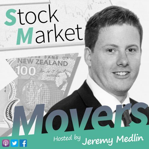 Cover art for podcast Stock Market Movers