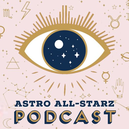 Cover art for podcast Astro All-Starz Podcast