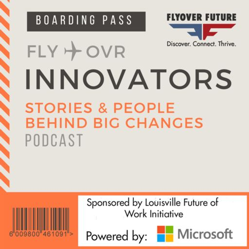 Cover art for podcast Flyover Future Presents: Innovators