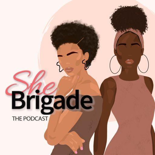 Cover art for podcast She Brigade