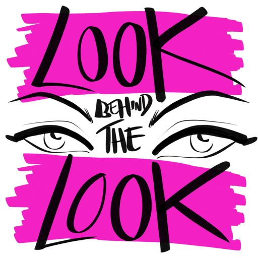 Cover art for podcast Look Behind The Look