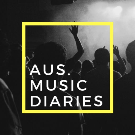 Cover art for podcast Australian Music Diaries