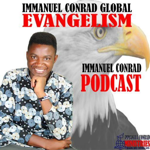 Cover art for podcast IMMANUEL CONRAD PODCAST