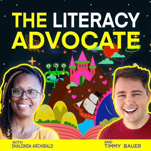 Cover art for podcast The Literacy Advocate