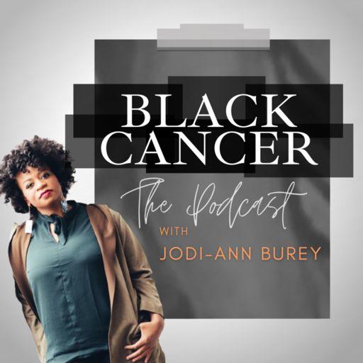 Cover art for podcast Black Cancer