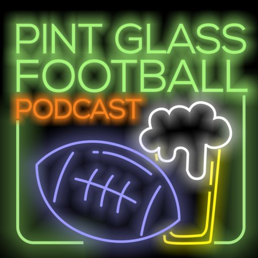 Cover art for podcast Pint Glass Football Podcast