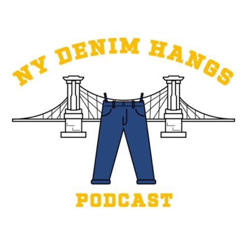 Cover art for podcast NY Denim Hangs Podcast
