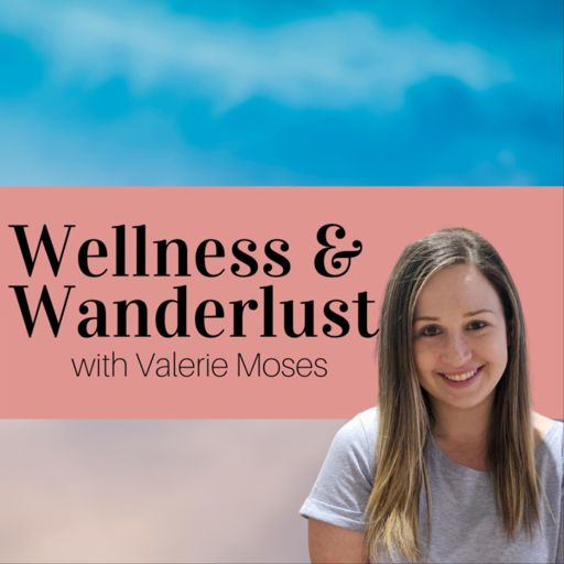 Cover art for podcast Wellness and Wanderlust