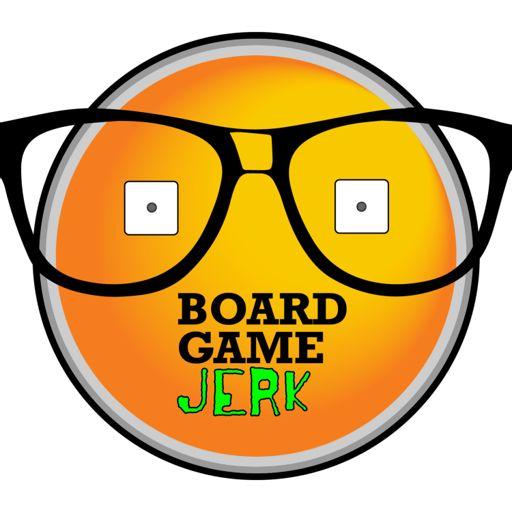 Cover art for podcast Board game Jerk