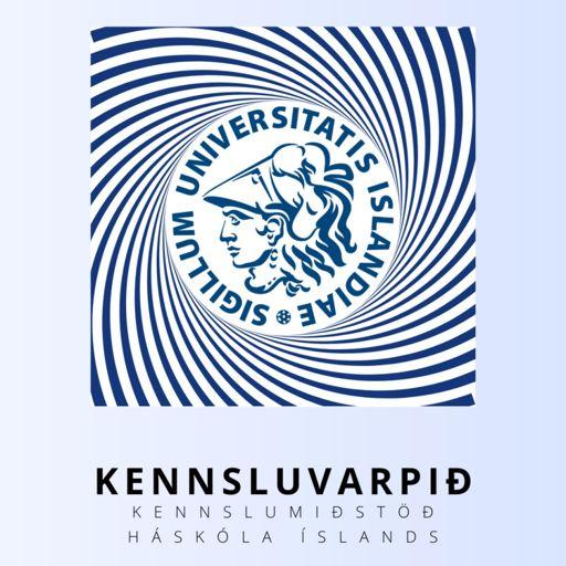 Cover art for podcast Kennsluvarpið