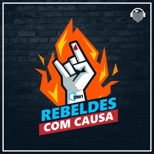 Cover art for podcast REBELDES COM CAUSA