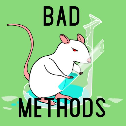 Cover art for podcast Bad Methods