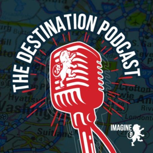 Cover art for podcast The Destination Podcast