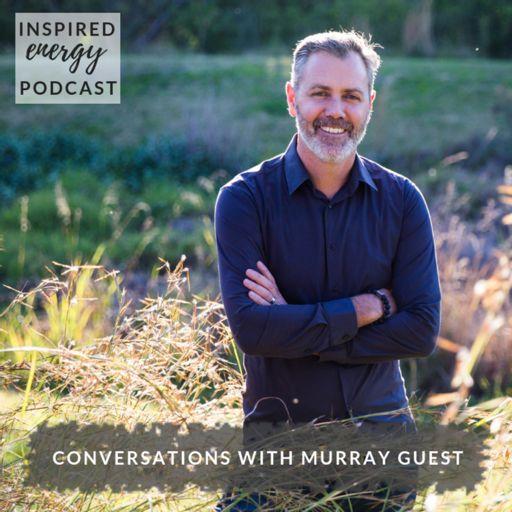 Cover art for podcast inspired energy