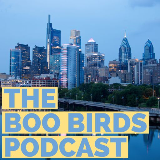 Cover art for podcast The Boo Birds Podcast
