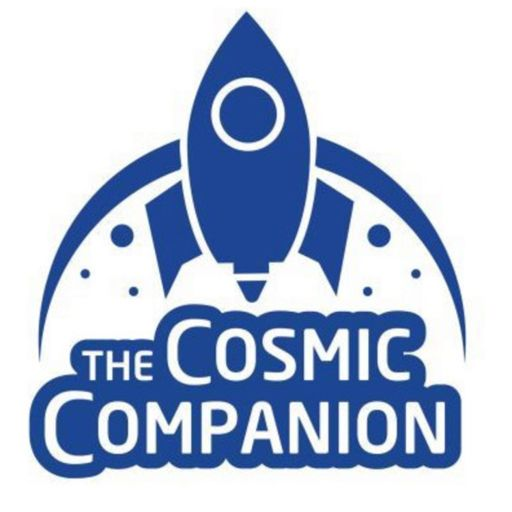 Cover art for podcast Astronomy News with The Cosmic Companion