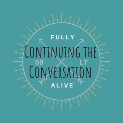 Cover art for podcast Continuing the Conversation