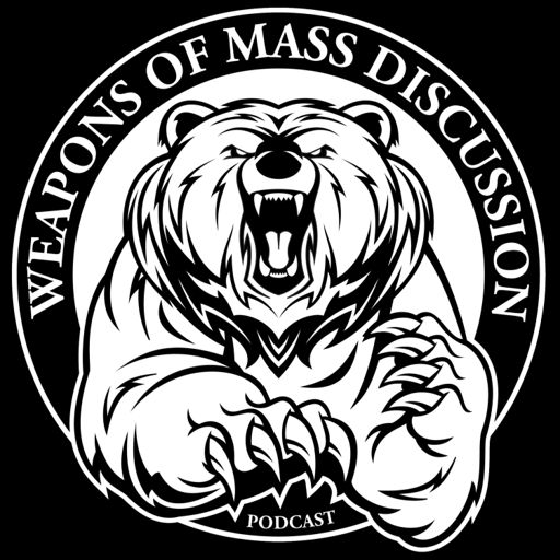 Cover art for podcast Weapons of Mass Discussion Podcast