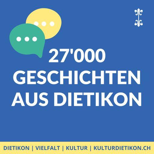Cover art for podcast Dietikon Vielfalt Kultur - Der Kultur Podcast aus Dietikon