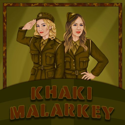 Cover art for podcast Khaki Malarkey