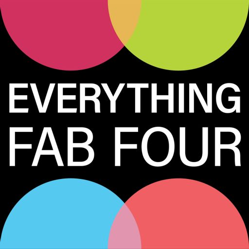 Cover art for podcast Everything Fab Four