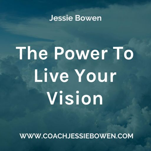 Cover art for podcast The Power To Live Your Vision