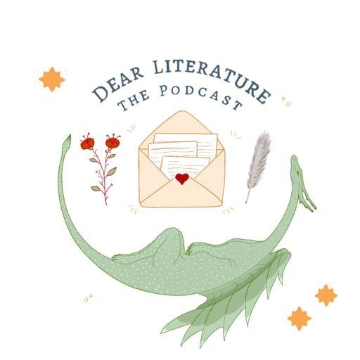 Cover art for podcast Dear Literature