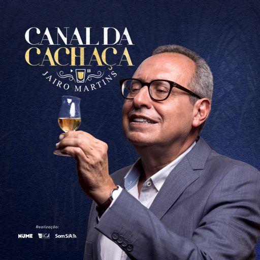 Cover art for podcast Canal da Cachaça