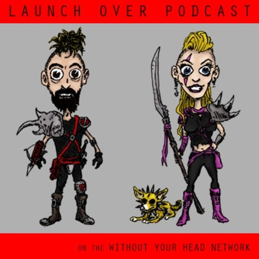 Cover art for podcast Launch Over Podcast