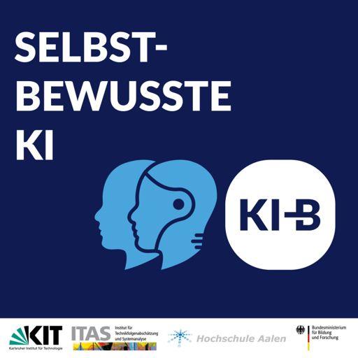 Cover art for podcast Selbstbewusste KI