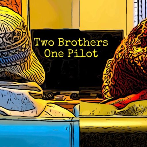 Cover art for podcast Two Brothers One Pilot