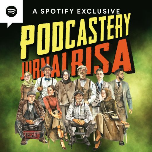Cover art for podcast Podcastery Jurnalrisa
