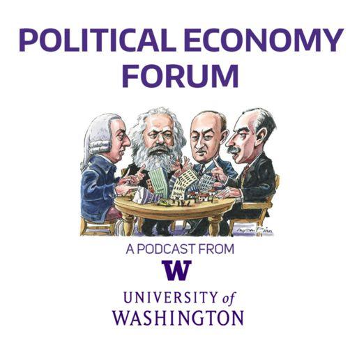 Cover art for podcast Political Economy Forum