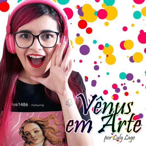 Cover art for podcast Vênus em Arte