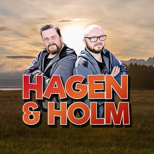 Cover art for podcast Hagen & Holm Podcast