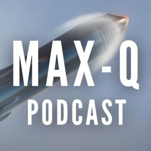Cover art for podcast Max-Q podcast