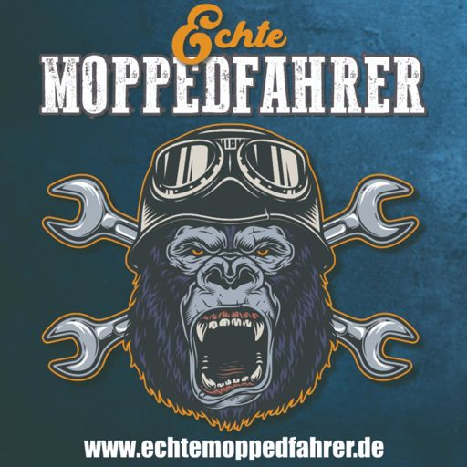 Cover art for podcast Echte Moppedfahrer