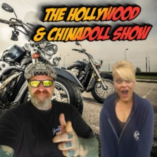Cover art for podcast The Hollywood & China Doll Show