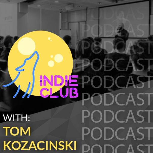 Cover art for podcast Indie Club Podcast with Tom Kozacinski
